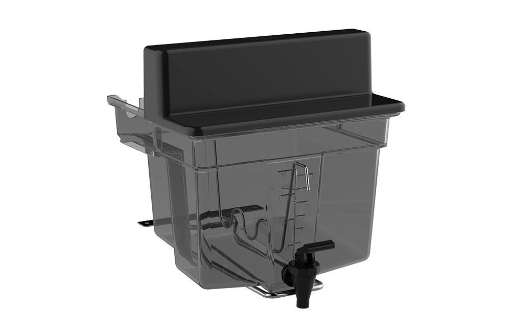 Complete Container Z40 Accessories Zummo