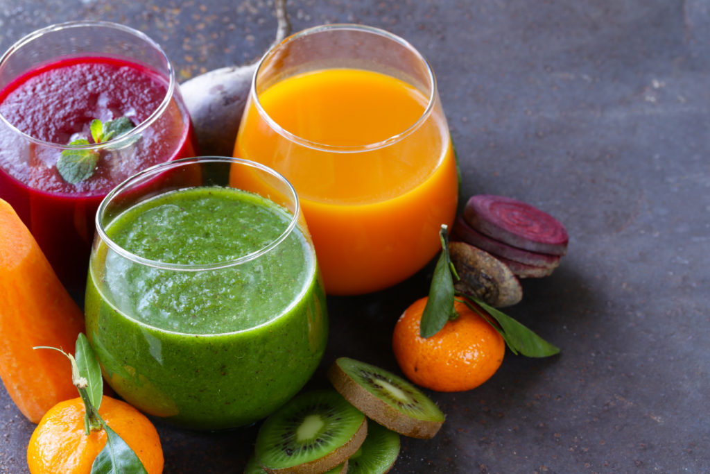 Zumos de frutas: Propiedades y beneficios
