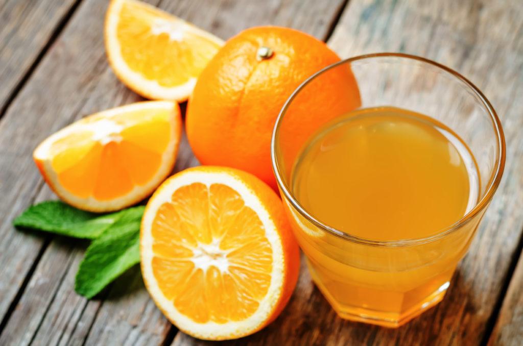 diferencias entre el zumo recién exprimido y el industrial