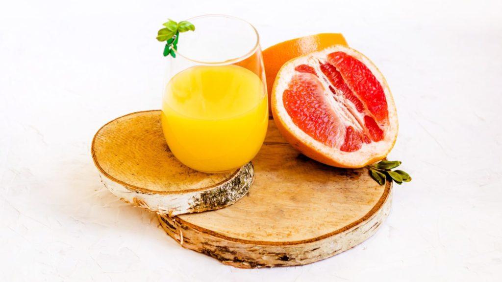 Conservar zumo de naranja