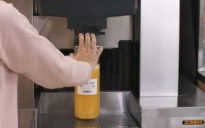 exprimidor profesional zumo supermercado