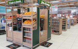 juice squeezer supermarket